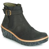 鞋子 女士 短靴 El Naturalista MYTH YGGDRASIL 黑色