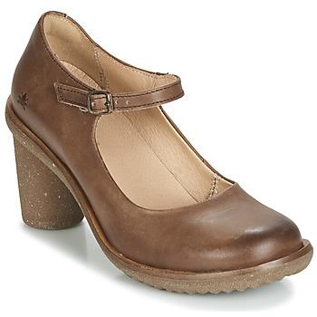 鞋子 女士 高跟鞋 El Naturalista TRIVIA 棕色