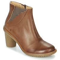 鞋子 女士 都市靴 El Naturalista TRIVIA 棕色