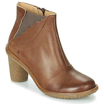 鞋子 女士 短靴 El Naturalista TRIVIA 棕色