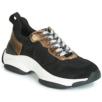 鞋子 女士 球鞋基本款 MAM'ZELLE HELIUM 黑色 / 古銅色