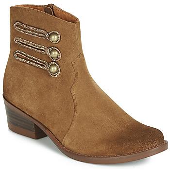 鞋子 女士 短筒靴 MAM'ZELLE JUDITH 棕色