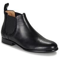 鞋子 女士 短筒靴 Melvin & Hamilton SALLY 黑色