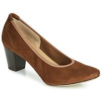 鞋子 女士 高跟鞋 Perlato 10362-CAM-COGNAC 棕色