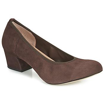 鞋子 女士 高跟鞋 Perlato 10366-CAM-NUT 棕色