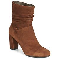 鞋子 女士 短靴 Perlato 11265-CAM-COGNAC 棕色