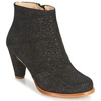鞋子 女士 短靴 Neosens BEBA 黑色