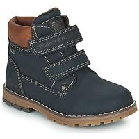 鞋子 男孩 短筒靴 Tom Tailor 湯姆裁縫  藍色