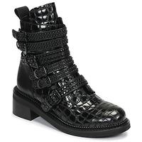 鞋子 女士 短筒靴 MIMMU RIPTILUS 黑色