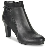 鞋子 女士 短靴 Moony Mood FAZIOME 黑色