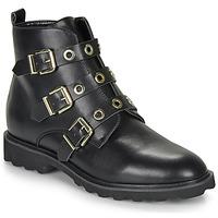 鞋子 女士 短筒靴 Moony Mood FIZANE 黑色