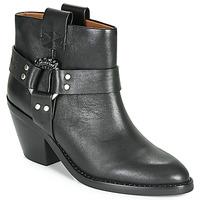 鞋子 女士 短靴 See by Chloé FEDDIE 黑色