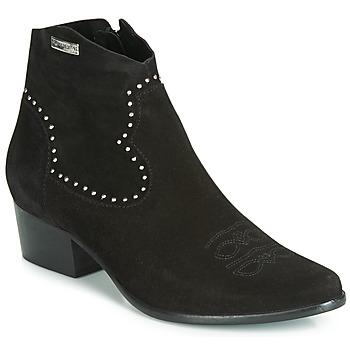 鞋子 女士 短靴 Les Tropéziennes par M Belarbi ASTRID 黑色
