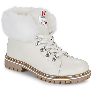 鞋子 女士 短筒靴 Les Tropéziennes par M Belarbi LACEN 白色