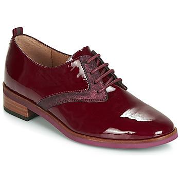鞋子 女士 德比 KARSTON JINAX 波尔多红