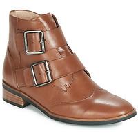 鞋子 女士 短筒靴 KARSTON JIRONO 棕色