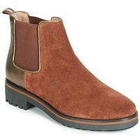 鞋子 女士 短筒靴 KARSTON ONKIX 棕色
