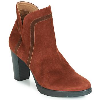 鞋子 女士 短靴 KARSTON VASOR 棕色
