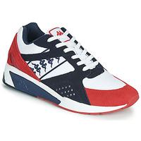 鞋子 男士 球鞋基本款 Kappa 卡帕 GARKO 白色 / 紅色 / 黑色