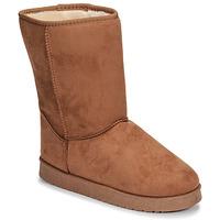 鞋子 女士 短筒靴 Spot on JULIA 米色