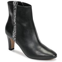 鞋子 女士 短靴 Tamaris MAFIATA 黑色 / Reptile