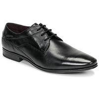 鞋子 男士 德比 Bugatti GILES 黑色