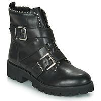 鞋子 女士 短筒靴 Steve Madden 史蒂夫·马登 HOOFY 黑色