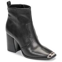 鞋子 女士 短靴 Steve Madden 史蒂夫·馬登 ENZO 黑色