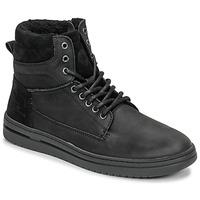 鞋子 男孩 高帮鞋 Bullboxer AID500E6L-BLCK 黑色