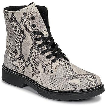 鞋子 女孩 短筒靴 Bullboxer AHC501E6LEOF-WHKB 灰色