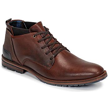 鞋子 男士 短筒靴 Bullboxer 834K56935CP6RB 棕色