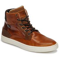 鞋子 男士 高幫鞋 Bullboxer 648K55858A2501 棕色