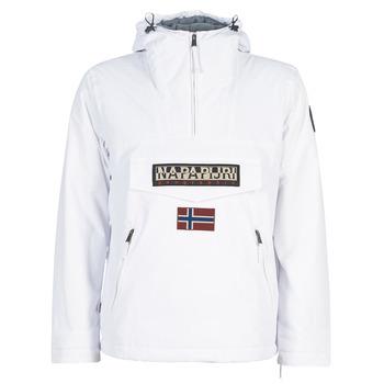 衣服 男士 棉衣 Napapijri RAINFOREST POCKET 白色