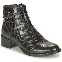 鞋子 女士 短筒靴 MURATTI ABYGAEL 黑色