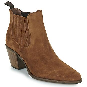 鞋子 女士 短靴 MURATTI RESEDA 棕色
