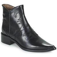 鞋子 女士 短筒靴 MURATTI REDBUD 黑色