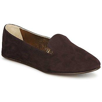 鞋子 女士 皮便鞋 Rochas 巴黎罗莎 NITOU 棕色