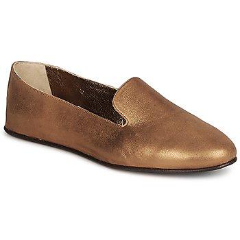 鞋子 女士 皮便鞋 Rochas 巴黎罗莎 NITOU 古銅色