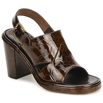 鞋子 女士 涼鞋 Rochas 巴黎羅莎 TARTAF 棕色