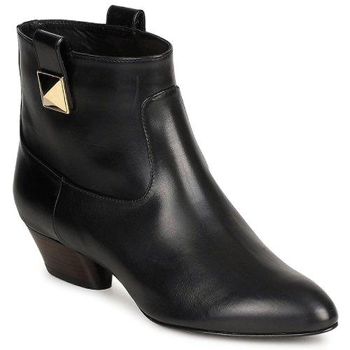 鞋子 女士 短靴 Marc Jacobs MJ19102 黑色
