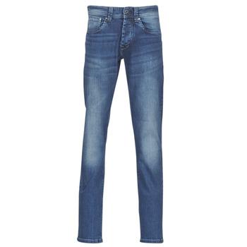 衣服 男士 直筒牛仔裤 Pepe jeans CASH 蓝色 / Edium