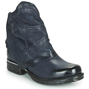 鞋子 女士 短筒靴 Airstep / A.S.98 SAINT METAL 蓝色
