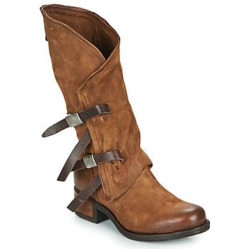 鞋子 女士 都市靴 Airstep / A.S.98 ISPERIA BUCKLE 棕色