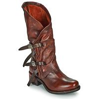 鞋子 女士 都市靴 Airstep / A.S.98 ISPERIA BUCKLE 紅色