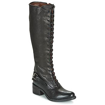 鞋子 女士 都市靴 Airstep / A.S.98 OPEA LACE 黑色