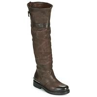 鞋子 女士 都市靴 Airstep / A.S.98 BRET HIGH 棕色