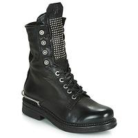 鞋子 女士 短筒靴 Airstep / A.S.98 BRET METAL 黑色