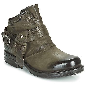 鞋子 女士 短筒靴 Airstep / A.S.98 SAINT EC STRAPE 卡其色