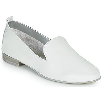鞋子 女士 皮便鞋 André ROMANS 白色