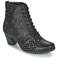 鞋子 女士 短靴 Remonte D8786-06 黑色